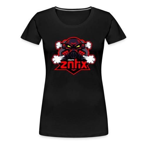 zntixeSports - Frauen Premium T-Shirt