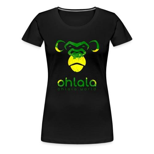 Ohlala Jamaica - T-shirt Premium Femme