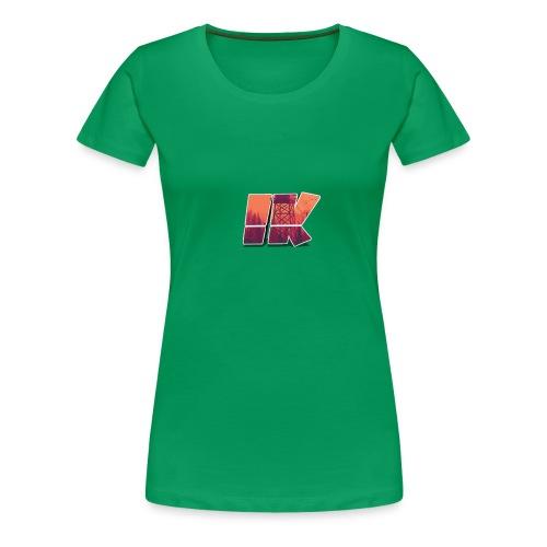 Ishaan Kulkarni Logo (1) - Women's Premium T-Shirt