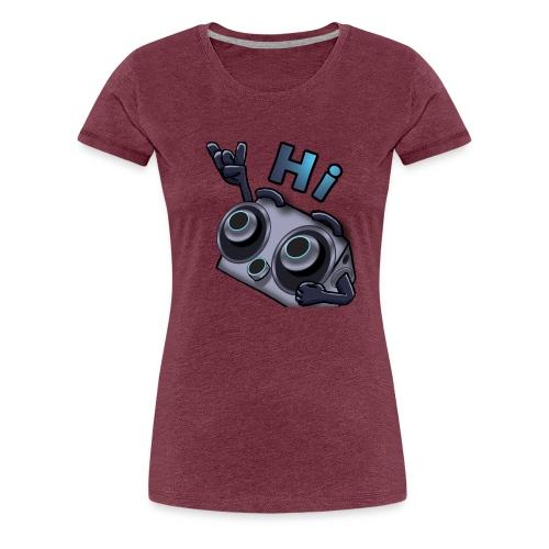 The DTS51 emote1 - Vrouwen Premium T-shirt