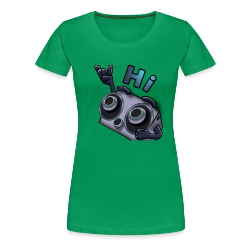 The DTS51 emote1 - Vrouwen Premium T-shirt