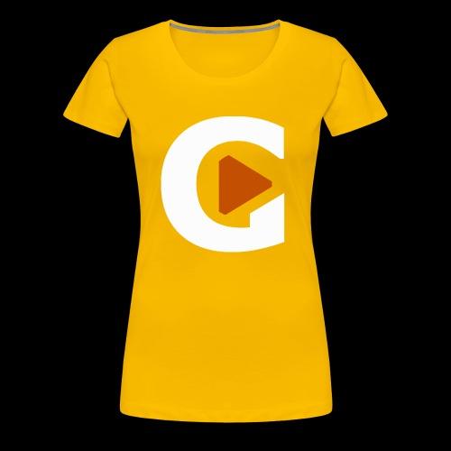 GVMP - White - Frauen Premium T-Shirt