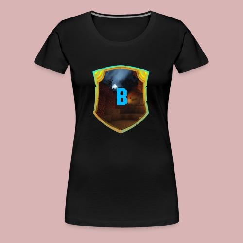 BugCaseLOGO - Frauen Premium T-Shirt