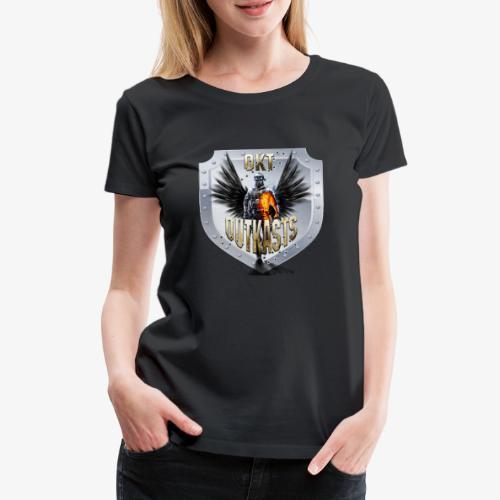 outkastsbulletavatarnew 1 png - Women's Premium T-Shirt