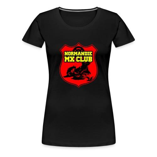 Casquette Normandie MX Club - T-shirt Premium Femme