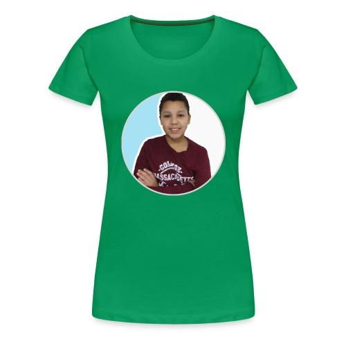 DatGamerXL - Women's Premium T-Shirt