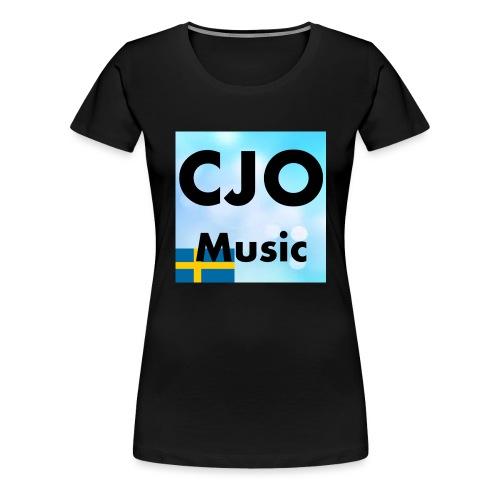 CJO - Premium-T-shirt dam