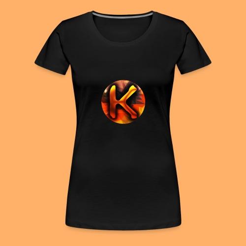Kai_307 - Profilbild - Frauen Premium T-Shirt