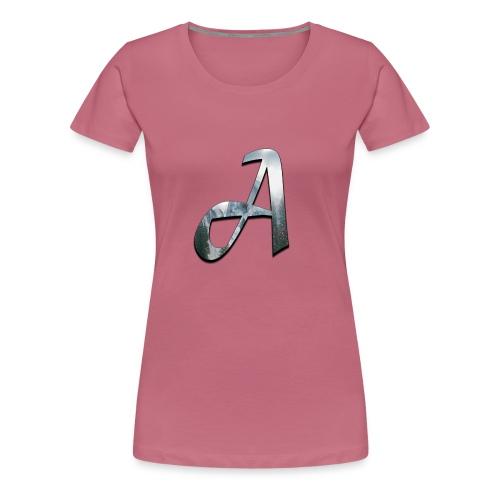 Aurinkosaari - Naisten premium t-paita
