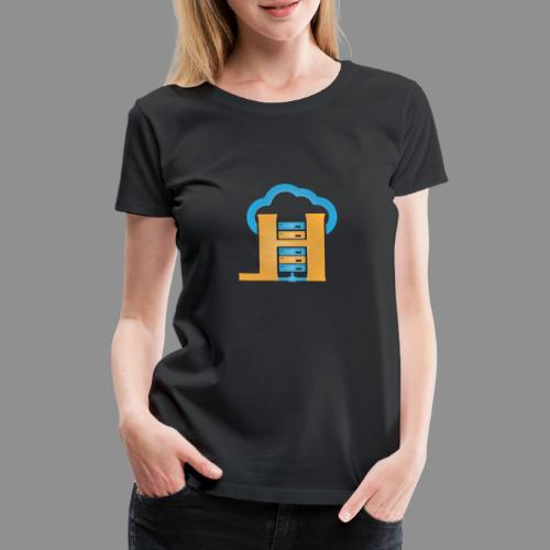1 Logo - Women's Premium T-Shirt