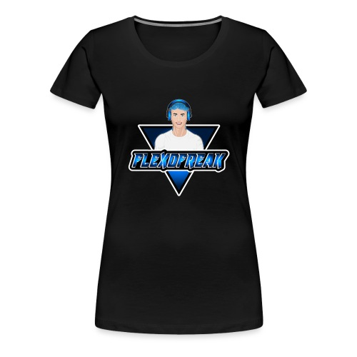 FlexoFreak - Dame premium T-shirt