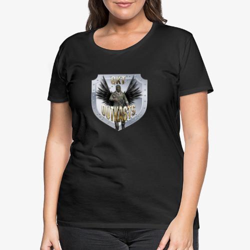OKT Avatar 2 - Women's Premium T-Shirt