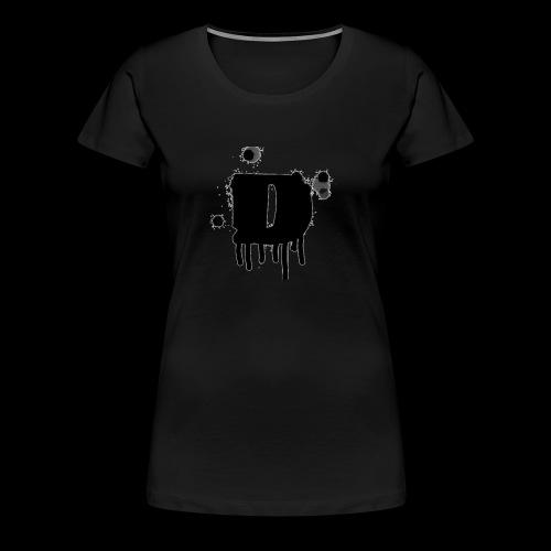 davelogo - Frauen Premium T-Shirt