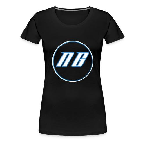 Nielsie Games - Vrouwen Premium T-shirt