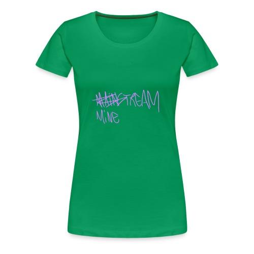 Doc Trashz - Minestream - Women's Premium T-Shirt