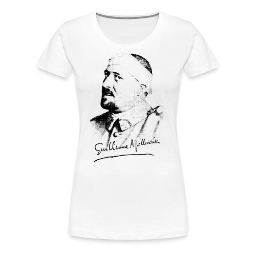 Débardeur Femme - Guillaume Apollinaire - T-shirt Premium Femme