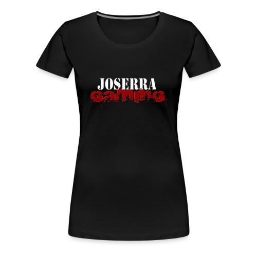 Joserra Gaming Men T-Shirt - Camiseta premium mujer