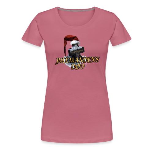 JULEMANDENS DØD 3 - Dame premium T-shirt