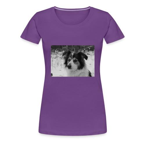 Skippy Winter - Frauen Premium T-Shirt