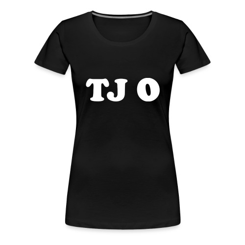 TJ 0 - Naisten premium t-paita