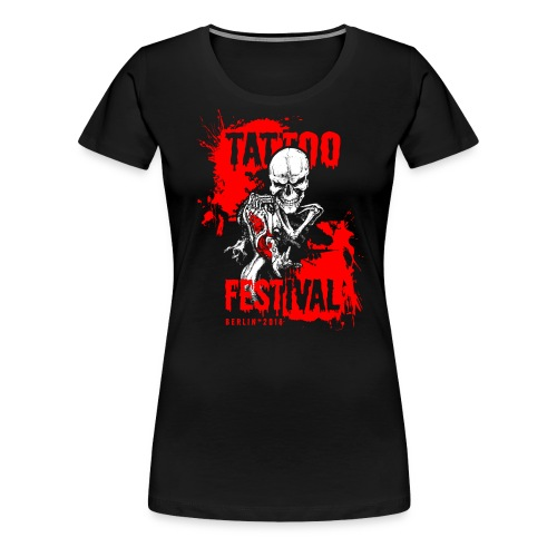Tattoo Festival Berlin 2018 - Frauen Premium T-Shirt