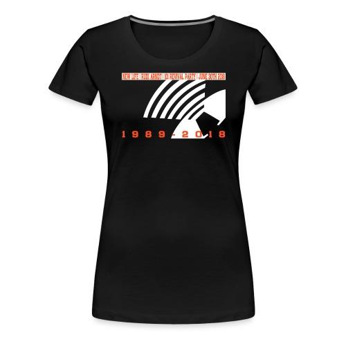 101 Revival Party - Frauen Premium T-Shirt