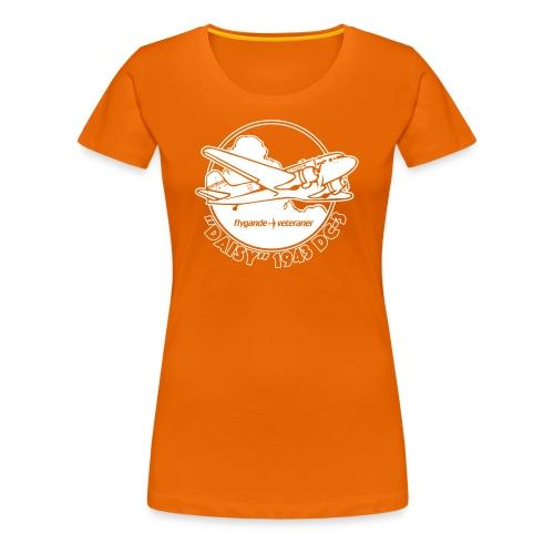Daisy Clouds 2 - Premium-T-shirt dam