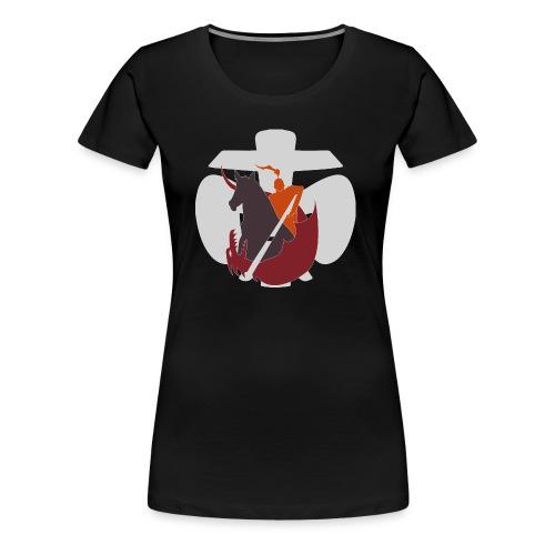 Stammeslogo - Frauen Premium T-Shirt