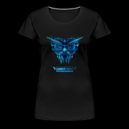 Danger Zone: Aggressive Air - Women's Premium T-Shirt