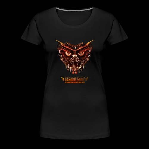 Danger Zone: Killer Trucks - Women's Premium T-Shirt