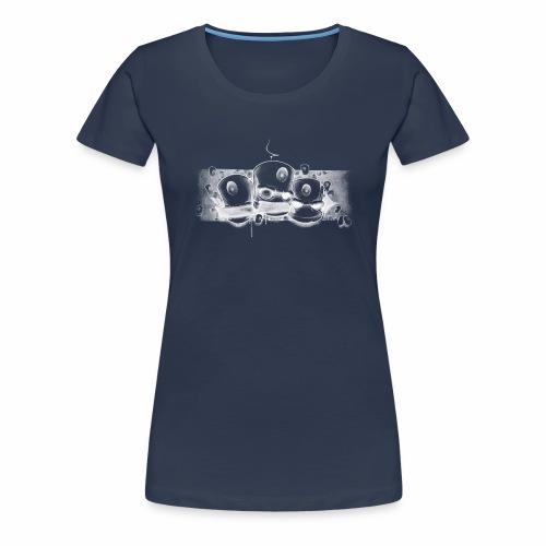 Dont ! Moe Friscoe ver02 - Dame premium T-shirt