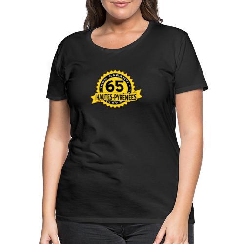 65 Hautes-Pyrénées - T-shirt Premium Femme