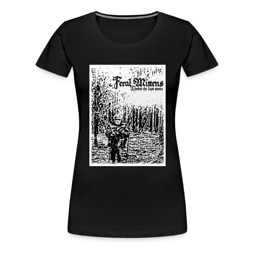 Throw the last stone - Dame premium T-shirt