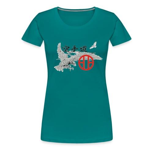Design aigles gif - T-shirt Premium Femme