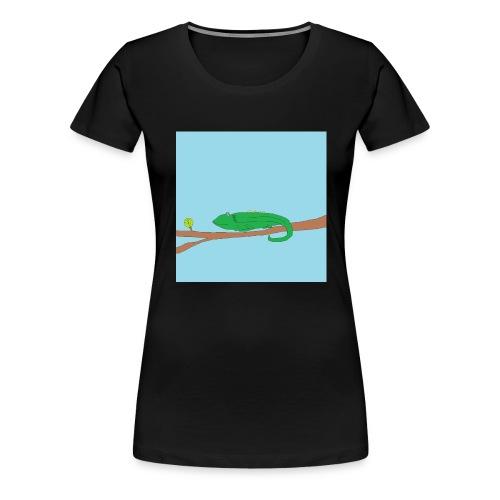 Kameleron - Vrouwen Premium T-shirt