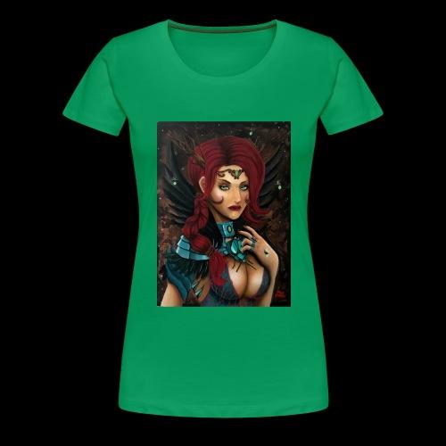 Nymph - Women's Premium T-Shirt