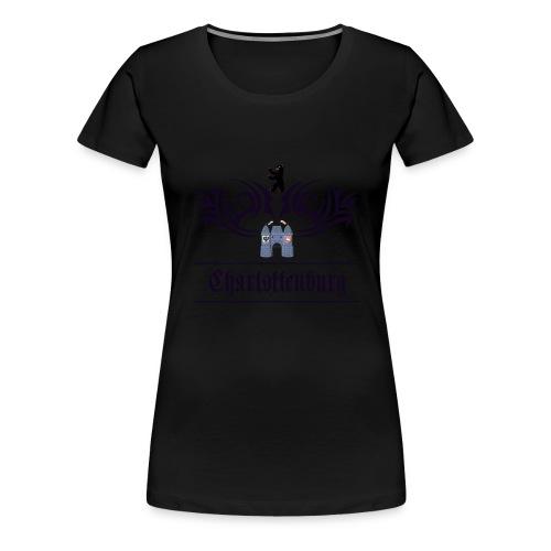 charlottenburg_tribal - Frauen Premium T-Shirt