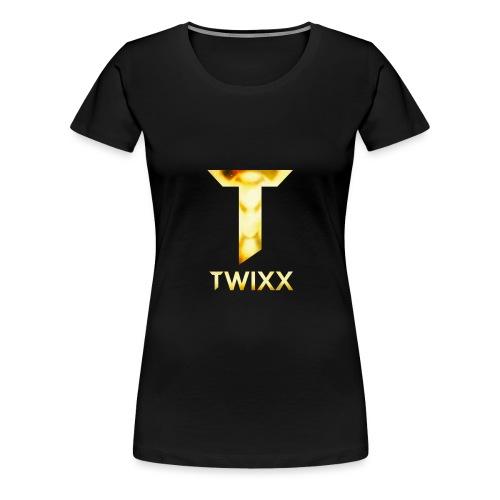 Twixx LogoOhneA A - Frauen Premium T-Shirt