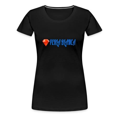 logotipo 2020 03 10T232300 675 - Camiseta premium mujer
