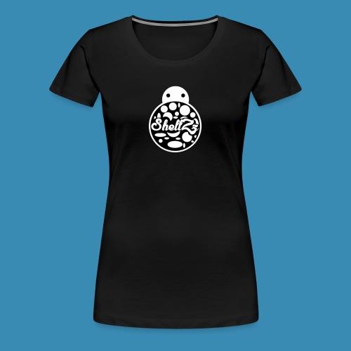 ShellZz Logo - Women's Premium T-Shirt