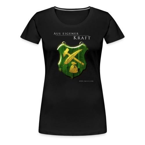 freie text www - Frauen Premium T-Shirt