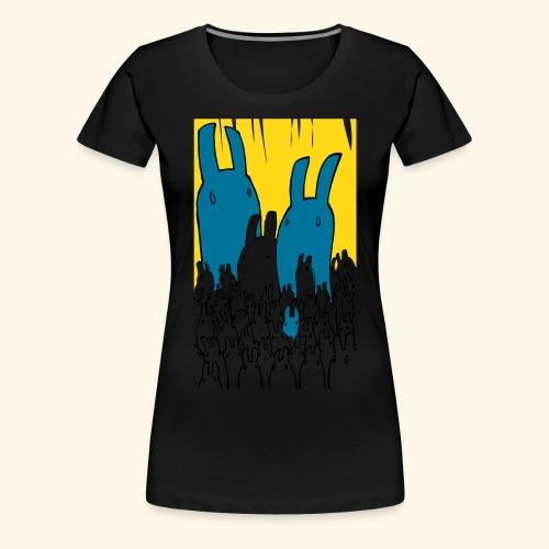 LittleBunnies - T-shirt Premium Femme