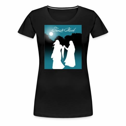 Tanz und Musik - Frauen Premium T-Shirt