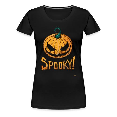 Spooky - T-shirt Premium Femme