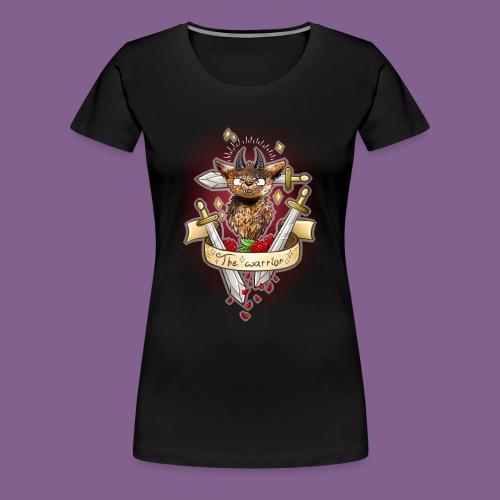 el guerrero (divisa) - Camiseta premium mujer