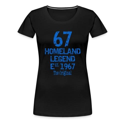67er Legende - Frauen Premium T-Shirt