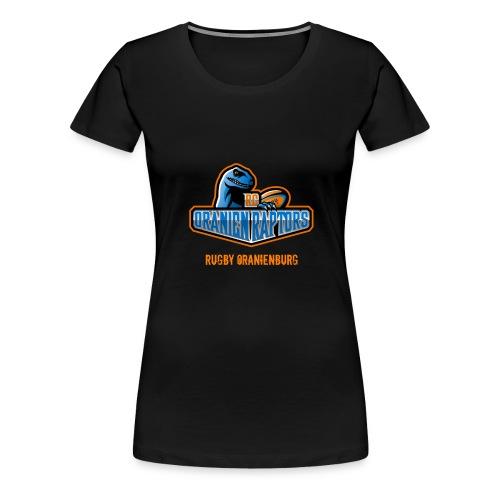 Raptor Rugby Oranienburg - Frauen Premium T-Shirt