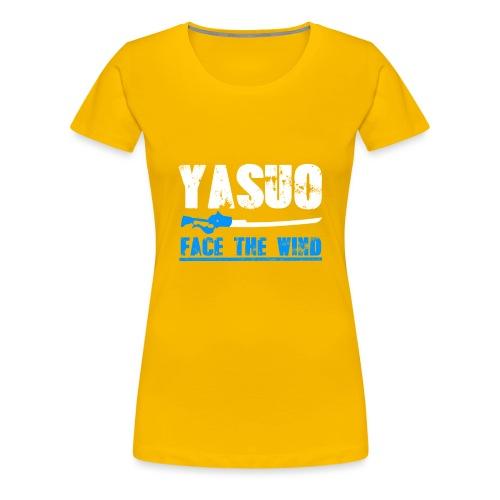 Yasuo Main - Frauen Premium T-Shirt