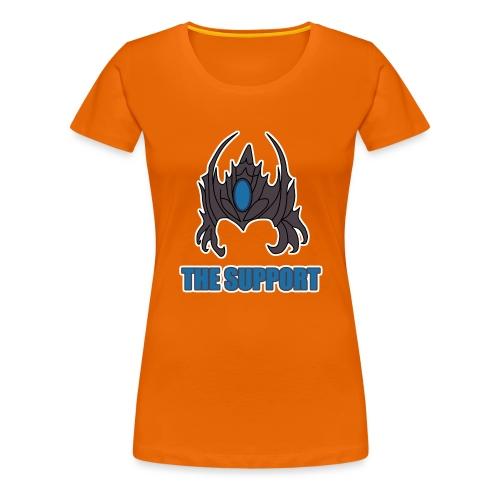 Nami Support Main - Frauen Premium T-Shirt