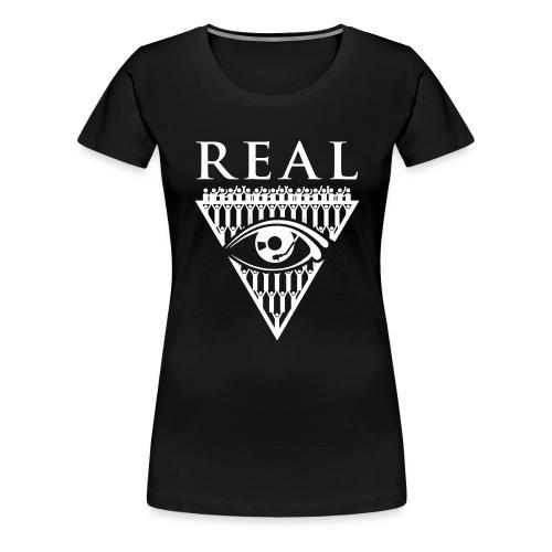REAL Original - Women's Premium T-Shirt